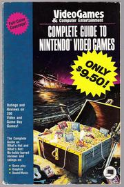 Cover of: VideoGames and Computer Entertainment: Complete Guide to Nintendo Video Games