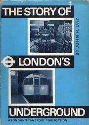 Cover of: The Story of London
