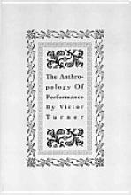Cover of: The Anthropology of Performance |