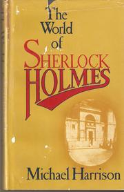 Cover of: The world of Sherlock Holmes