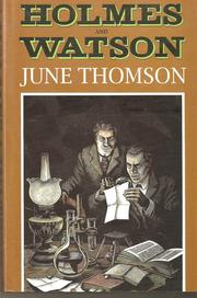 Cover of: Holmes and Watson