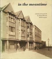 Cover of: In the meantime | Julian Watson