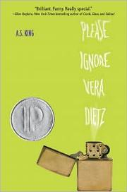 Cover of: Please ignore Vera Dietz by A. S. King