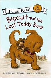 Cover of: Biscuit and the lost teddy bear | Jean Little