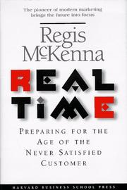 Real Time by Regis McKenna