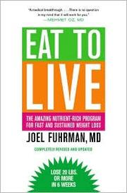 Cover of: Eat to live | Joel Fuhrman