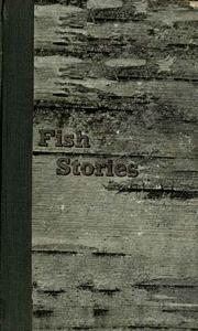 Fish Stories by Abbott, Henry