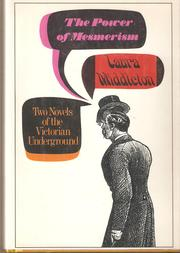 Cover of: The Power of Mesmerism and Laura Middleton | anonymous.