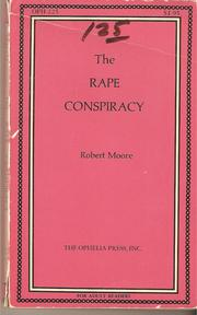 Cover of: The Rape Conspiracy