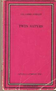 Cover of: Twin Satyrs