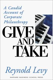 Cover of: Give and Take