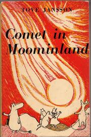 Cover of: Comet in Moominland
