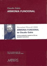 Cover of: ARMONIA FUNCIONAL by