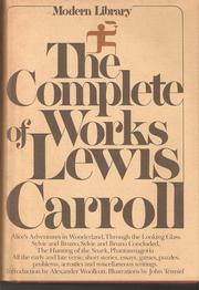 Cover of: The complete works of Lewis Carroll