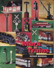 Repair manual for Marx