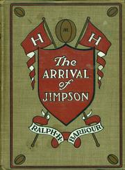 Cover of: The arrival of Jimpson: and other stories for boys about boys