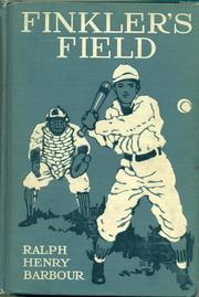 Cover of: Finkler's Field