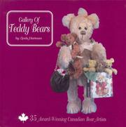 Cover of: Gallery of Teddy bears