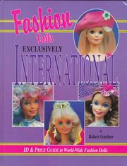 Cover of: Fashion dolls exclusively international