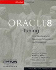 Cover of: Oracle8 Tuning (Oracle Press) | Michael Abbey