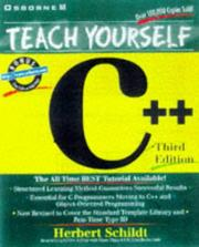 Cover of: Teach Yourself C++