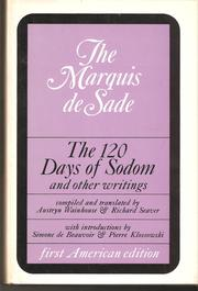 Cover of: The 120 days of Sodom