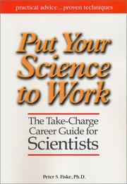 Cover of: Put your science to work