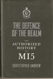 Cover of: The Defence of the Realm