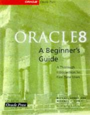 Cover of: Oracle 8