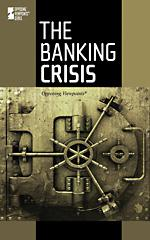 Cover of: The banking crisis | Dedria Bryfonski