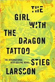 Cover of: The girl with the dragon tattoo