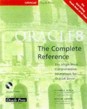 Cover of: Oracle8