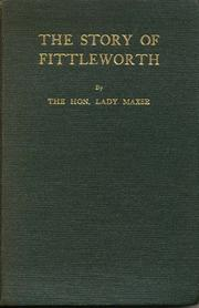 The story of Fittleworth by Lady Mary Caroline Maxse
