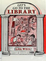 Cover of: Let's go to the library