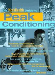 Cover of: The Men's Health guide to peak conditioning