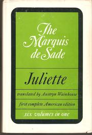 Cover of: Juliette