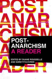 Cover of: Post-Anarchism |