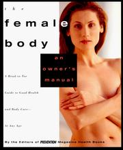 Cover of: The female body