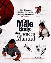 Cover of: The male body
