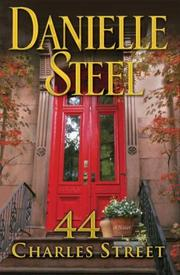 Cover of: 44 Charles Street by Danielle Steel
