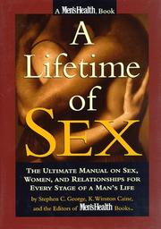 Cover of: A lifetime of sex