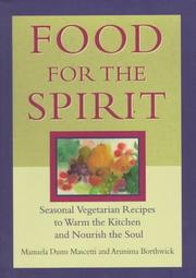 Cover of: Food for the spirit