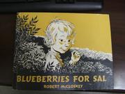 Cover of: Blueberries for Sal. | Robert McCloskey