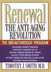 Cover of: Renewal the Anti-Aging Revolution |