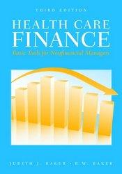 Cover of: Health care finance