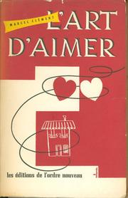 Cover of: L' art d'aimer