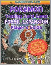 Cover of: Pokemon Trading Card Game: Fossil Expansion: Player's Guide