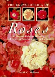 Cover of: The encyclopedia of roses