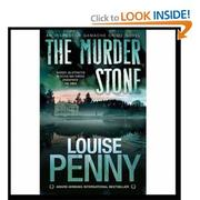 Cover of: The Murder stone: A Chief Inspector Gamache Novel