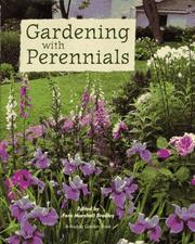 Cover of: Gardening With Perennials | Sally Jean Cunningham et al.